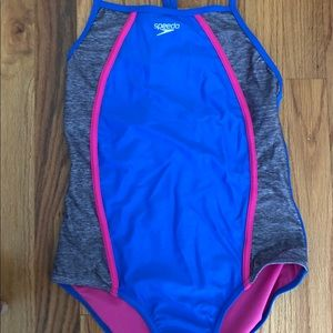 Speedo Swim - Girls Speedo bathing suit - size 14